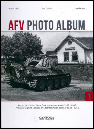 AFV Photo Album, Volume 1