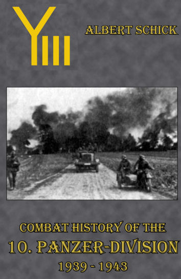 Combat History of the 10th Panzer Division