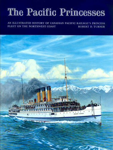 Pacific Princesses: History of Canadian Pacific Railway