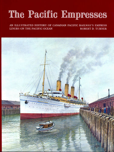 Pacific Empresses; Canadian Pacific Railway
