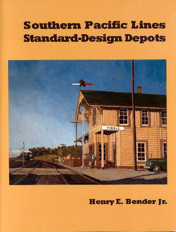 Southern Pacific Lines Standard Design Depots