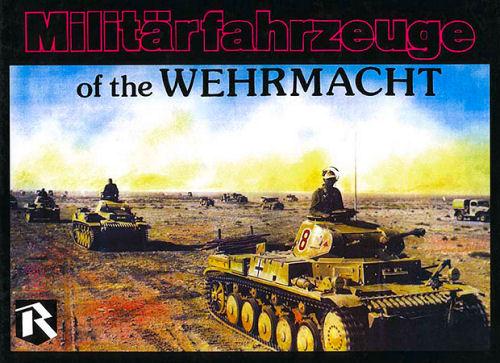 Militarfahrzeuge of the Wehrmacht, Volume 2