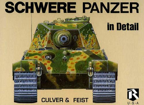 Schwere Panzer in Detail