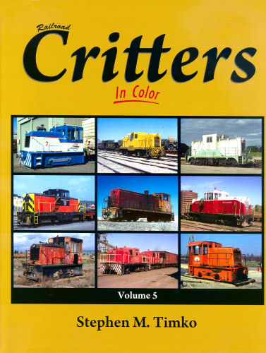 Railroad Critters in Color, Volume 5