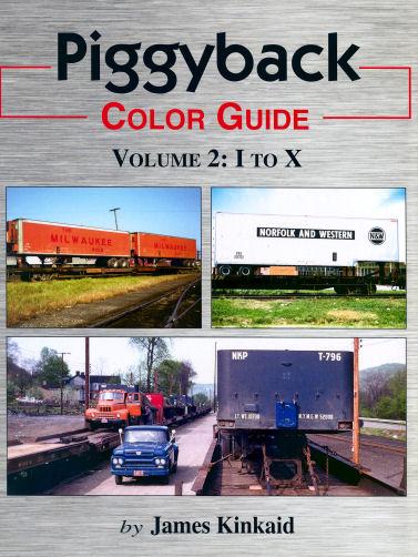 Piggyback Color Guide, Volume 2:  I to X