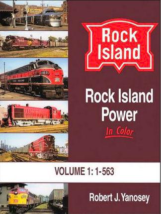Rock Island Power in Color, Volume 1: 1-563