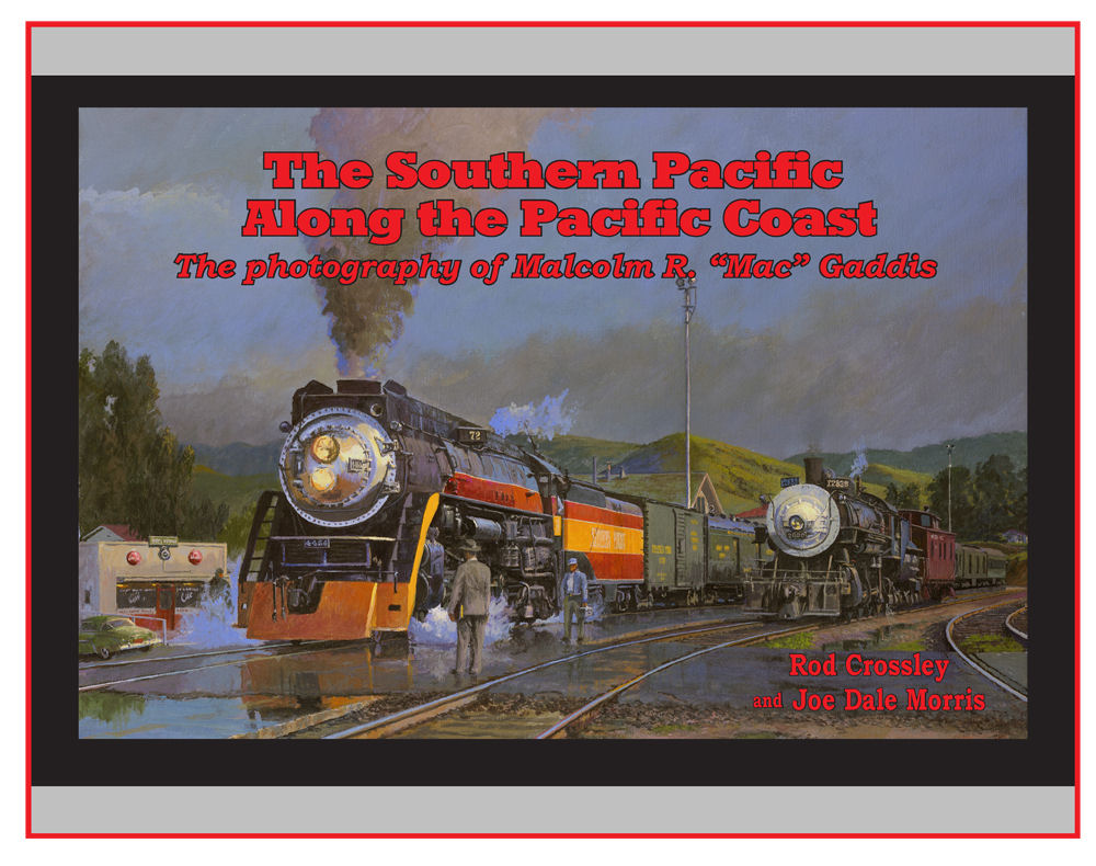 Southern Pacific Along the Pacific Coast