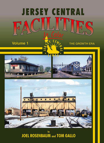 Jersey Central Facilities, Volume 1