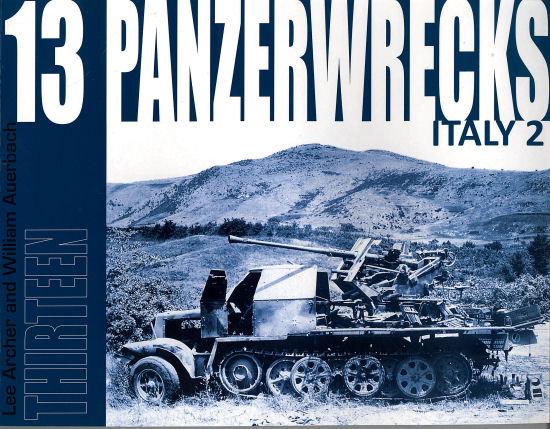 Panzerwrecks, Volume 13  Italy 2