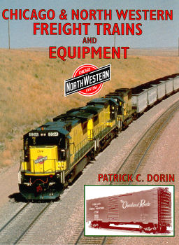Chicago & North Western Freight Trains & Equipment
