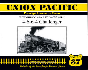 Union Pacific Prototype,  Volume 37