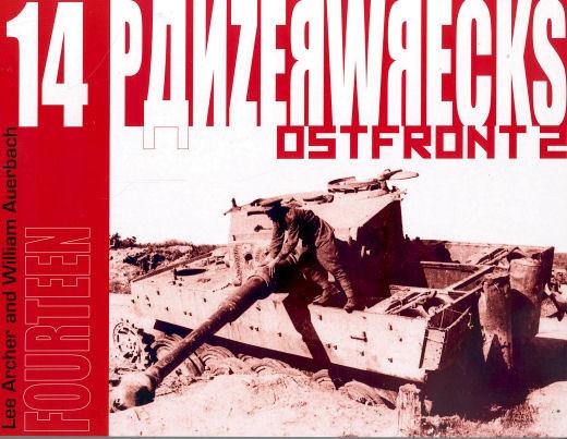 Panzerwrecks 14, Ostfront (Eastern Front) 2