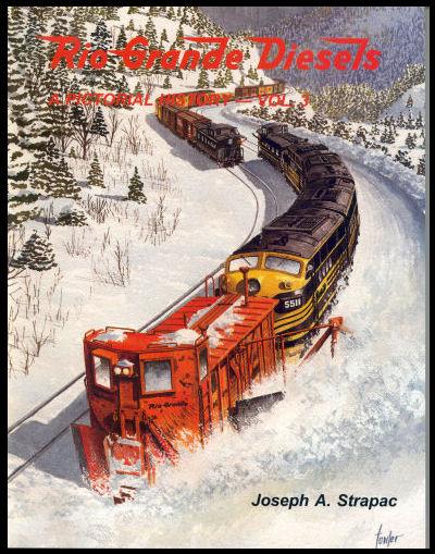 Rio Grande Diesels, Volume 3