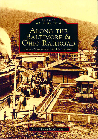 Along the Baltimore & Ohio Railroad