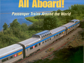 All Aboard! Passenger Trains Around the World