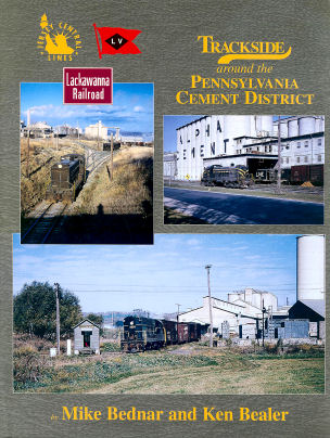 Trackside Around the Pennsylvania Cement District