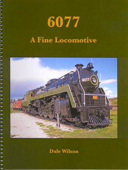 6077 - A Fine Locomotive