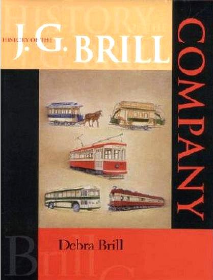 History of the J. G. Brill Company