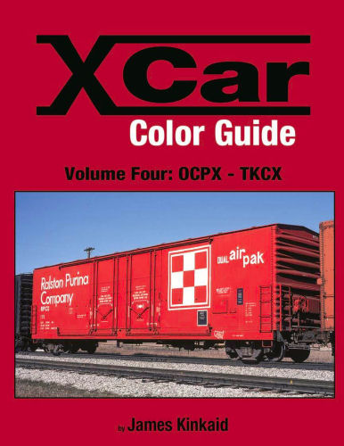 Conrail Central Region in Color, Volume 2: 1981 - 1986