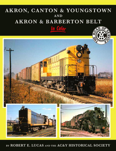 Akron, Canton & Youngstown and Akron & Barberton Belt in Color
