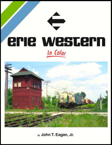 Erie Western in Color
