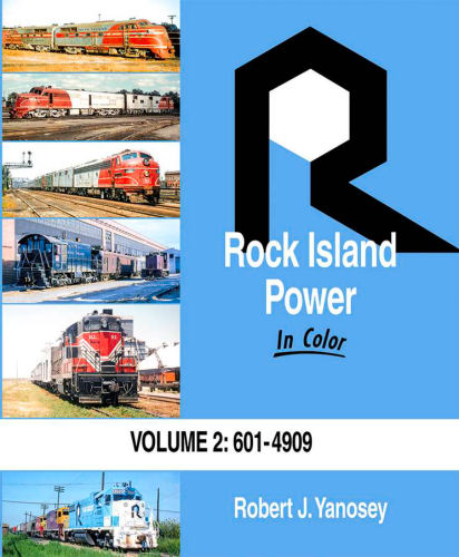 Rock Island Power in Color, Volume 2: 601-4909