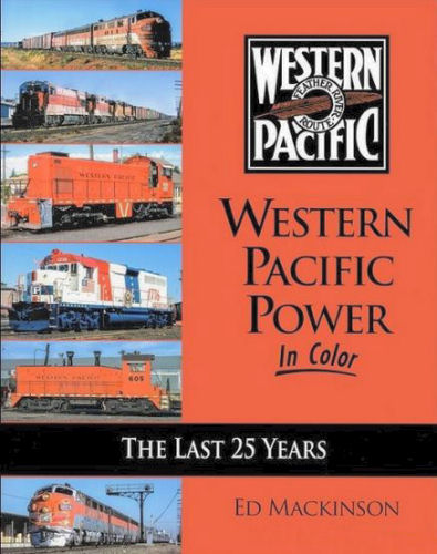 Western Pacific Power in Color: The Last 25 Years