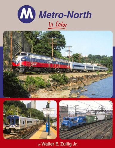 Metro North in Color
