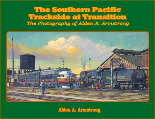 Southern Pacific Trackside at Transition