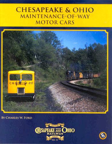 Chesapeake & Ohio Maintenance of Way Motor Cars