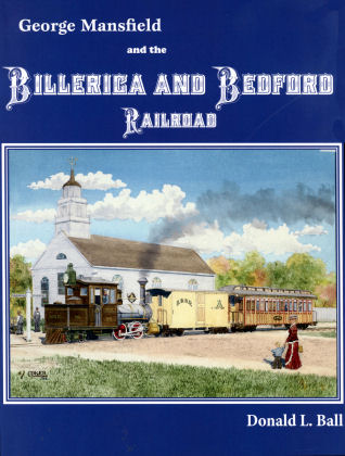 Billerica and Bedford Railroad
