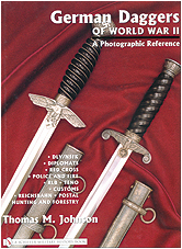 German Daggers of World War II: A Photographic Reference, 4-Volume Set