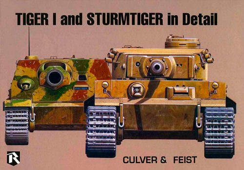 Tiger 1 and Sturmtiger in Detail