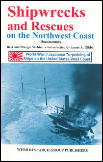 Shipwrecks and Rescues on the Northwest Coast