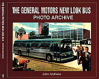 General Motors New Look Bus Photo Archive