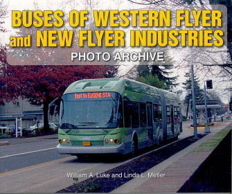Buses of Western Flyer & New Flyer Industries - Photo Archive