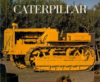 CATERPILLAR  by Leffingwell Motor Books Classics