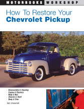How-to-Restore Your Chevrolet Pickup
