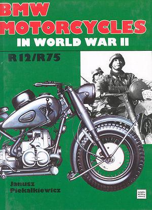 BMW Motorcycles in World War II, R12 / R75