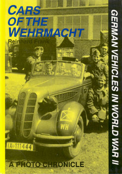 Cars of the Wehrmacht