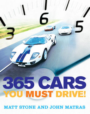 365 Cars You Must Drive Before You Die