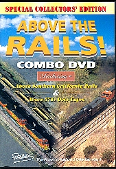 Above the Rails Combo - DVD