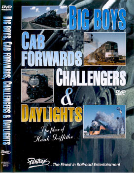 Big Boys, Cab Forwards, Challengers & Daylights: Hank Griffiths
