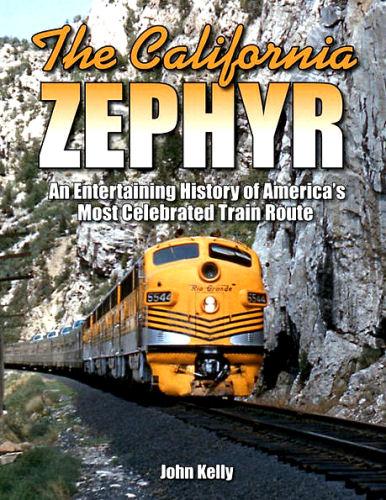 California Zephyr, America