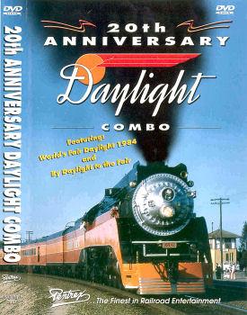 20th Anniversary Daylight Combo - DVD