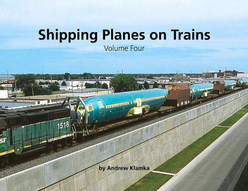 Shipping Plane on Trains, Volume 4