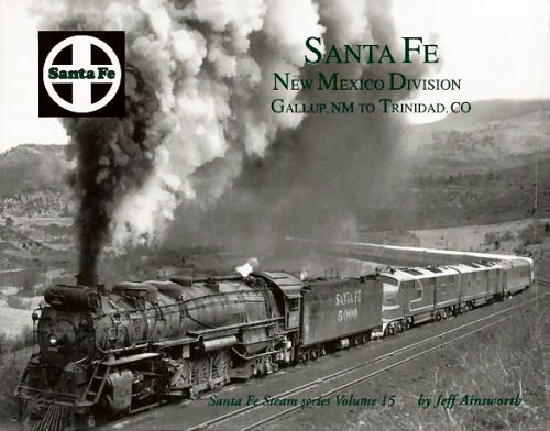 Santa Fe, New Mexico Division: Gallup, NM to Trinidad, CO