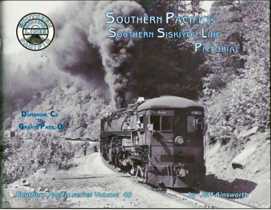 Southern Pacific, Southern Siskiyou Line Pictorial