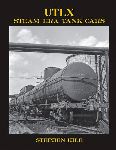 UTLX Steam Era Tank Cars