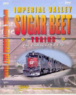 Imperial Valley Sugar Beet Trains - DVD